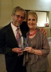 Joane was awarded the International Hypnosis Hall of Fame Award